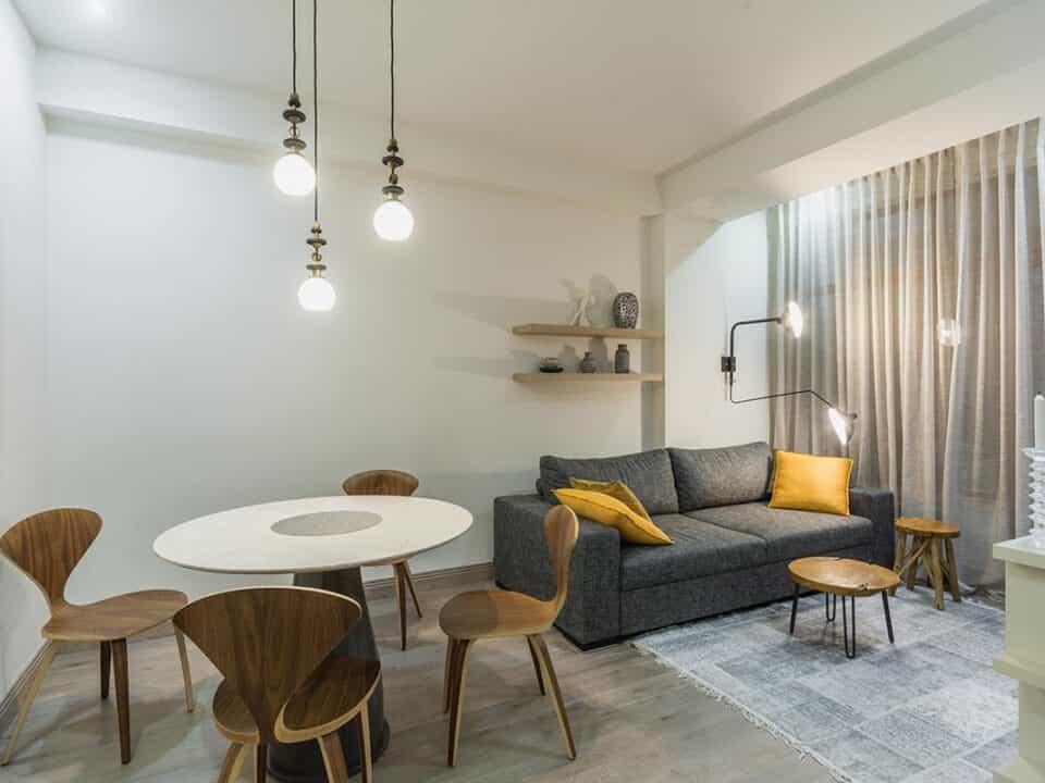 дизайнерский ремонт новой квартиры