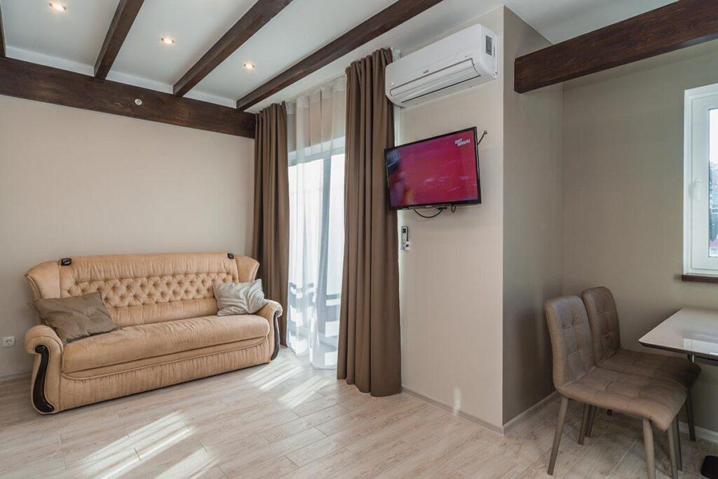 дизайнерский ремонт квартиры под ключ цена
