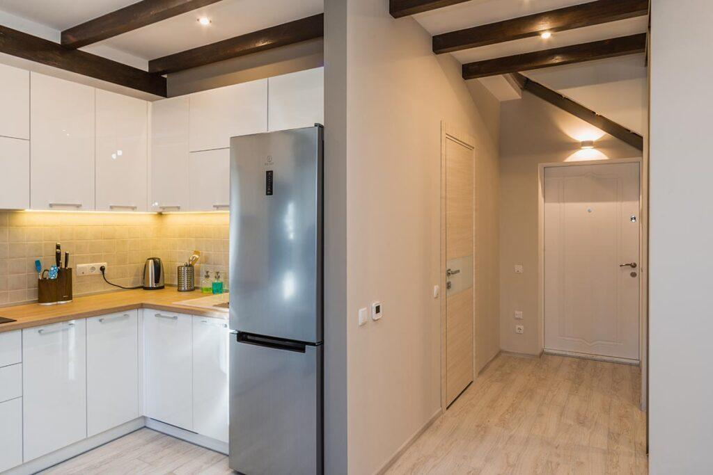 дизайнерский ремонт 3 х комнатной квартиры
