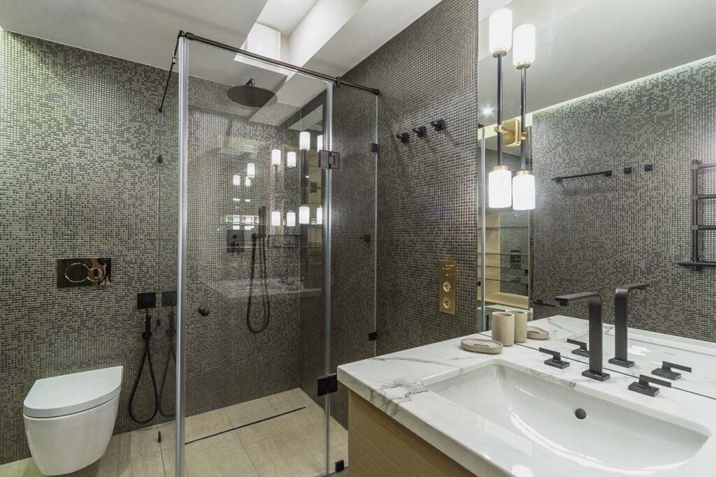 заказать качественный ремонт двухкомнатной квартиры в новостройке