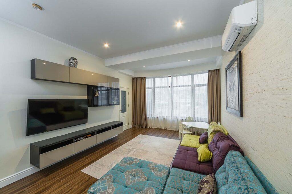 заказать ремонт двухкомнатной квартиры