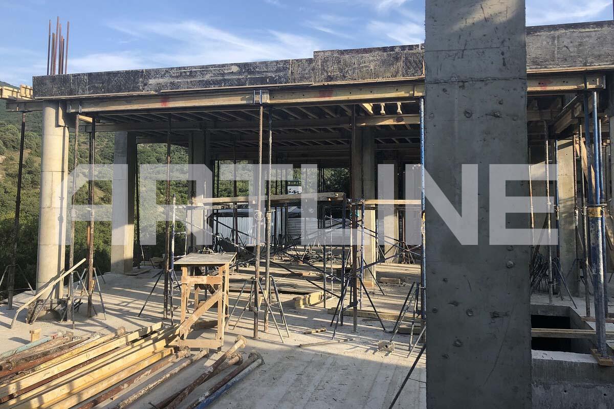 проект под строительство дома