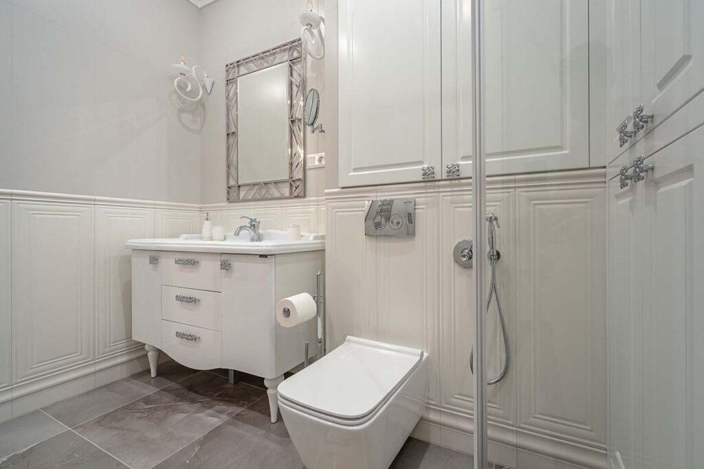 ремонт квартир ванная