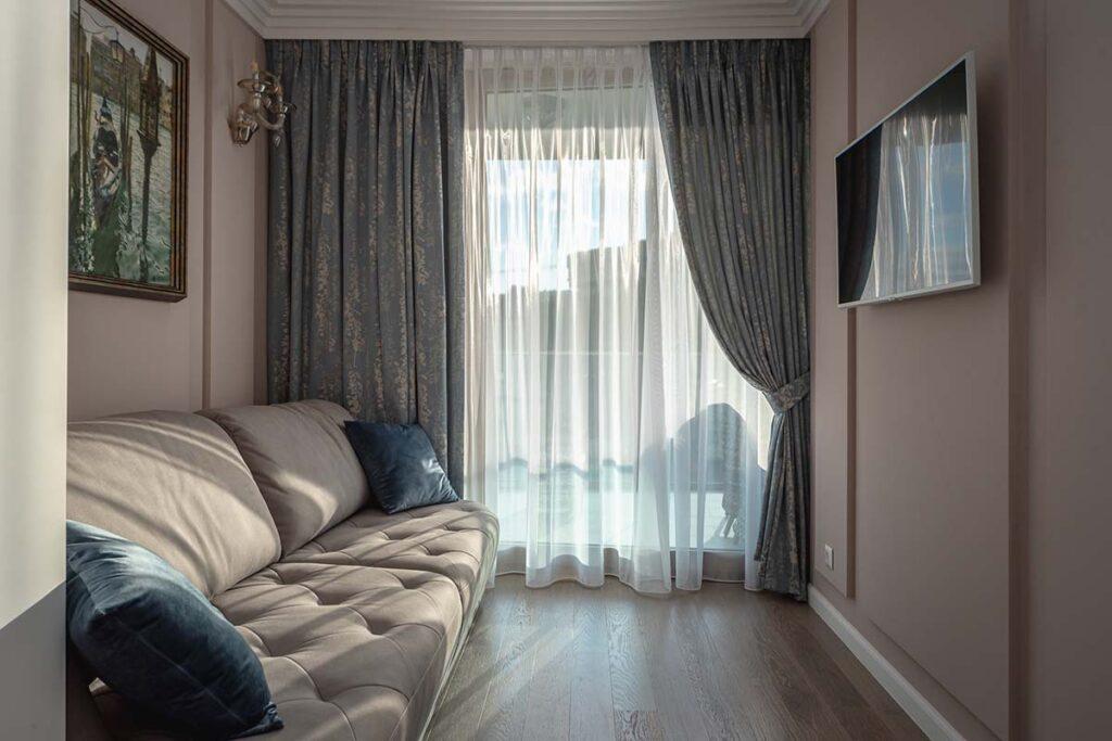 ремонт квартир гостиная